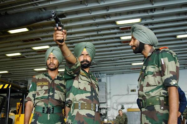 الجيش الهندي الهند