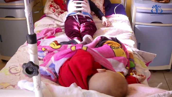 مستشفى بيار و ماري كوري - الاكتظاظ يزيد معاناة الأطفال المصابين بالسرطان