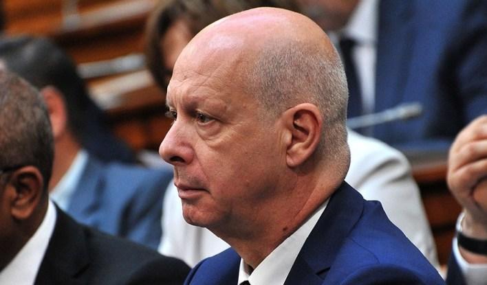 وزير المالية عبد الرحمن راوية