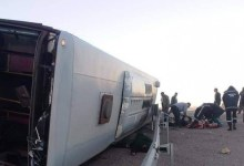 Photo of 8 قتلى و22 جريحا في حادث مرور بسوق أهراس