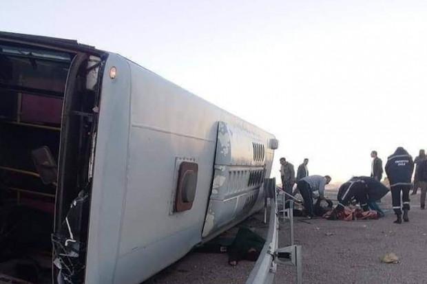 وفاة 8 أشخاص حادث مرور سوق أهراس