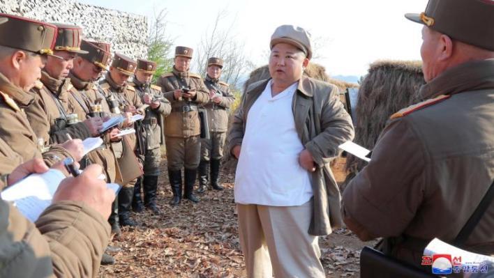 كيم جون أون كوريا الشمالية