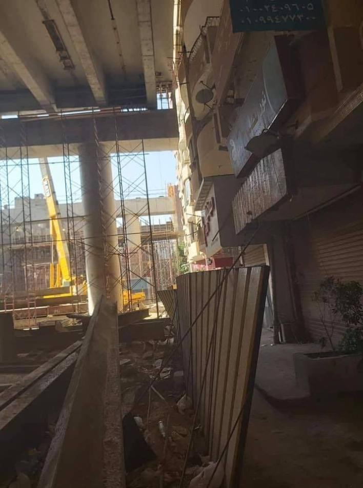 جسر مصر كوبري العمرانية