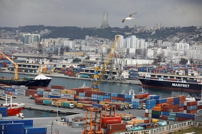 ميناء الجزائر