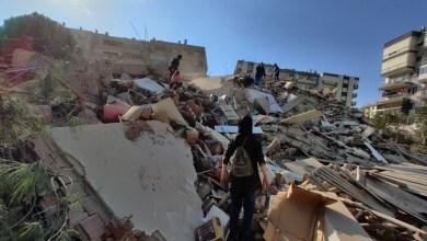 "Photo of تركيا: زلزال بقوة 6.6 درجات يضرب منطقة ""إزمير"" ويخلف قتلى وخسائر كبيرة"