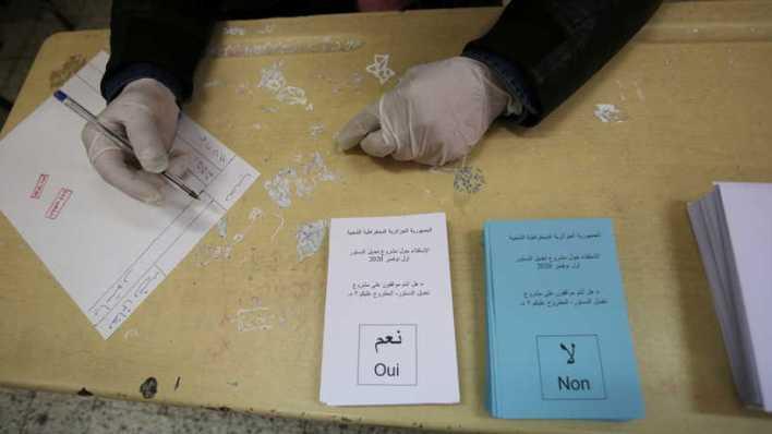 استفتاء تعديل الدستور