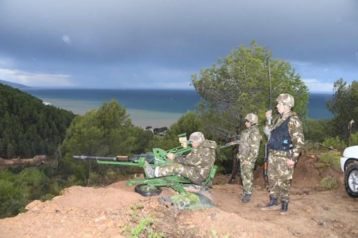 الجيش تيبازة
