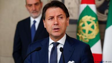 Photo of رئيس الوزراء الإيطالي جيوزيبي كونتي يستقيل من منصبه