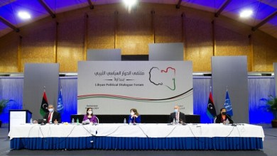 Photo of ليبيا: فوز قائمة محمد المنفي وعبد الحميد دبيبة بانتخابات المرحلة الانتقالية