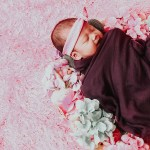 Our casual newborn shoot