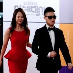 Channeling our inner Running Man Song Ji hyo and Kang Gary