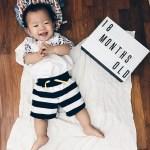 Aidan's 18 & 19 months milestones
