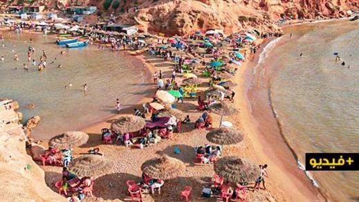 سيدي البشير.. جولة في شاطئ