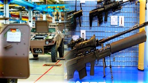 بخبرة أمريكية.. المغرب يبدأ رسميا في تصنيع الأسلحة والذخيرة العسكرية