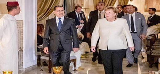 """حزب ميركل يقدم طلبا """"غربيا"""" يدعو فيه المغرب إلى استرجاع منحة مالية"""