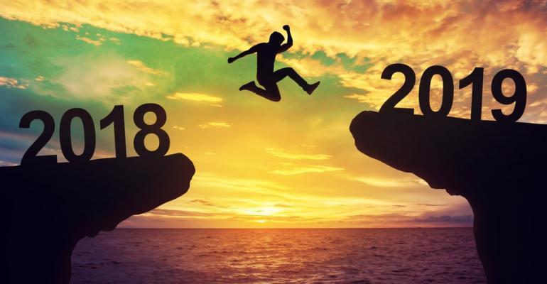 Petit bilan de l'année 2018