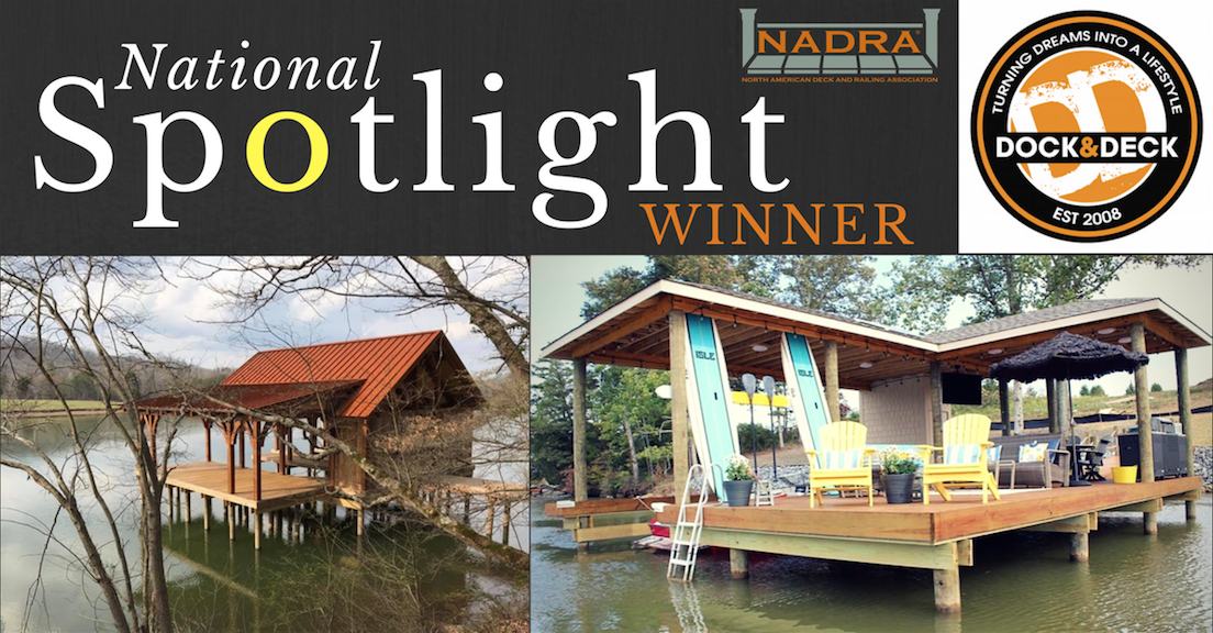 NADRA Member Spotlight: DOCK & DECK, Jason Varney
