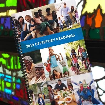 Weekly Offertory Readings