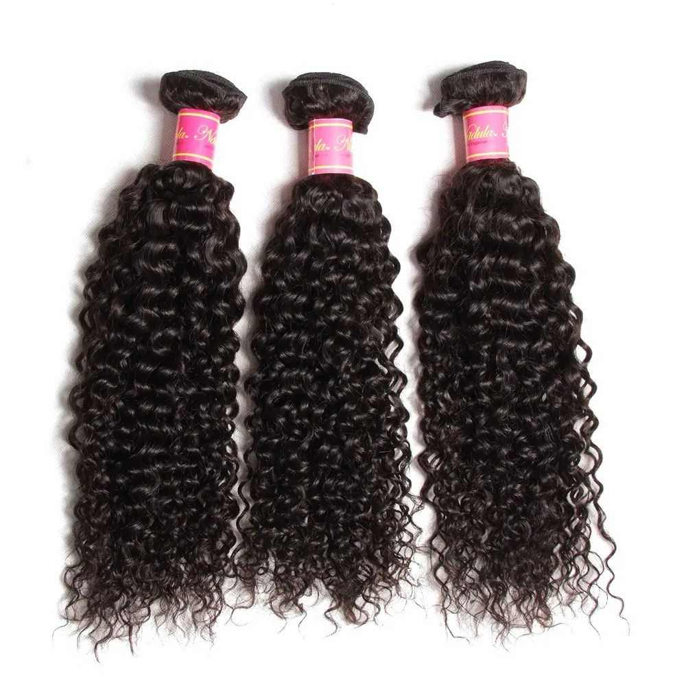 Nadula 100 Unprocessed Virgin Peruvian Curly Hair Weave 3