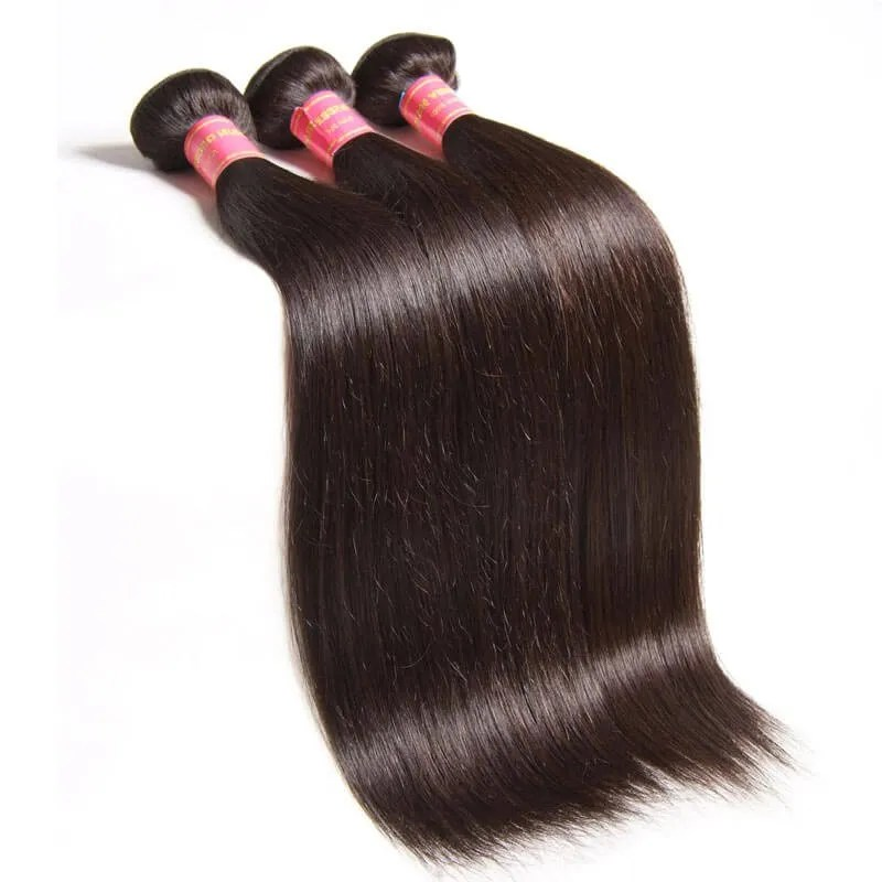 Nadula Cheap Best Virgin Brazilian Hair Weave 3 Bundles