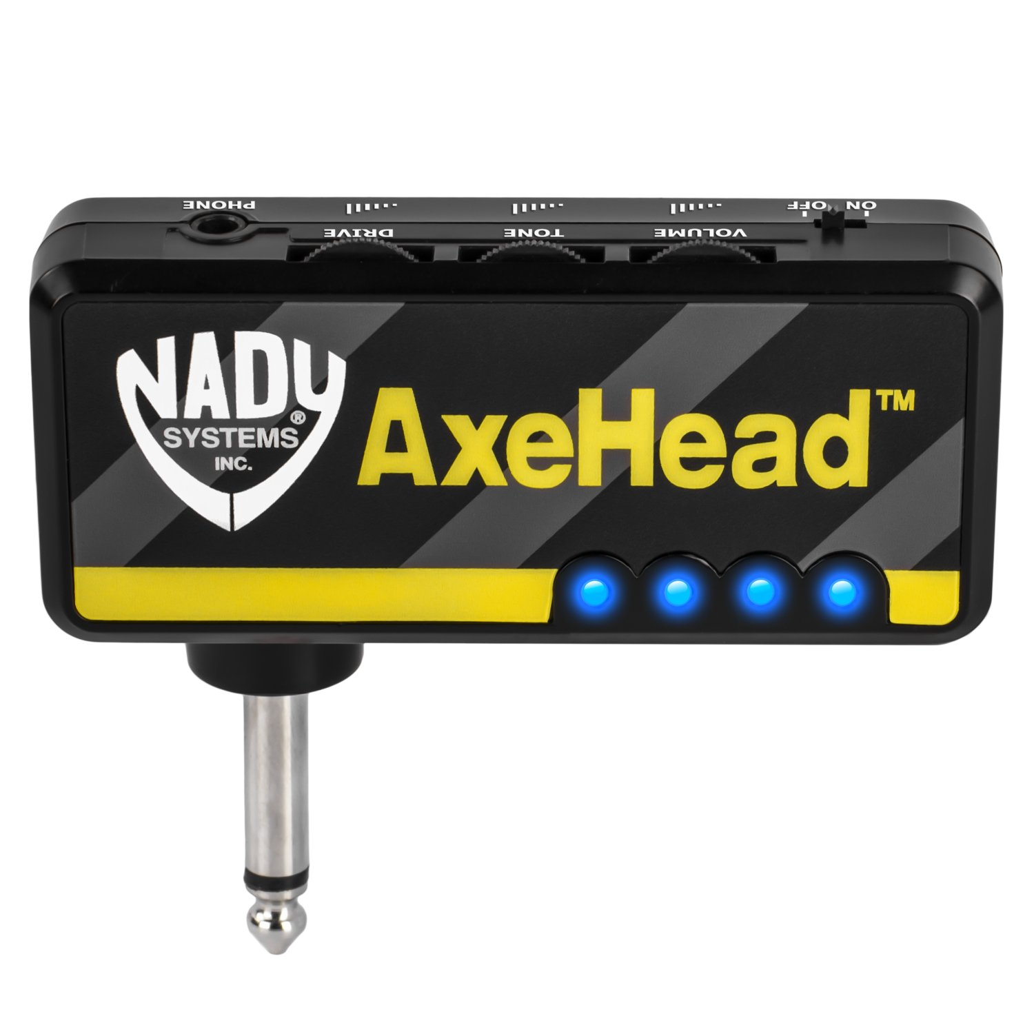 Image result for Nady Axehead Headphone Guitar Amplifier