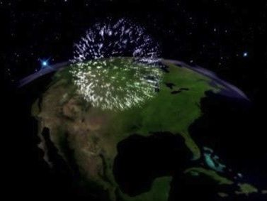 EMP Attack on USA