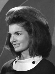 Jackie Kennedy hair