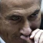 Netanyahu-the face of pure evil