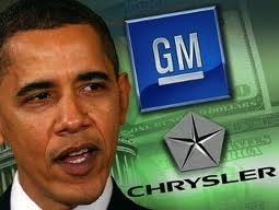 Obama and auto bailouts