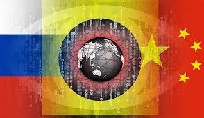 Russia and China control of Internet