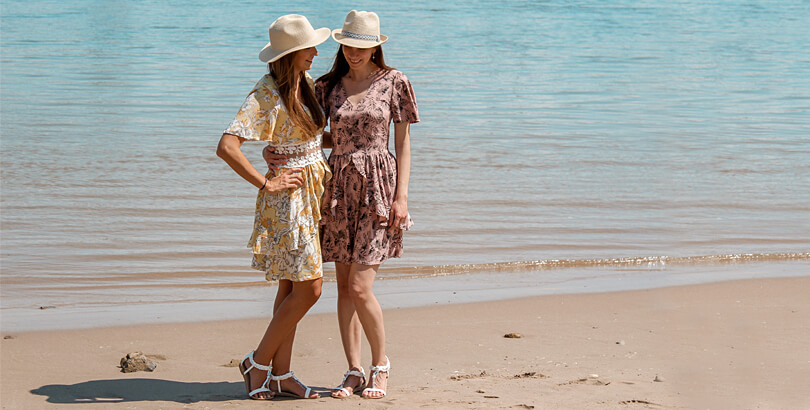 Schnittmuster Sommerkleid Alessia
