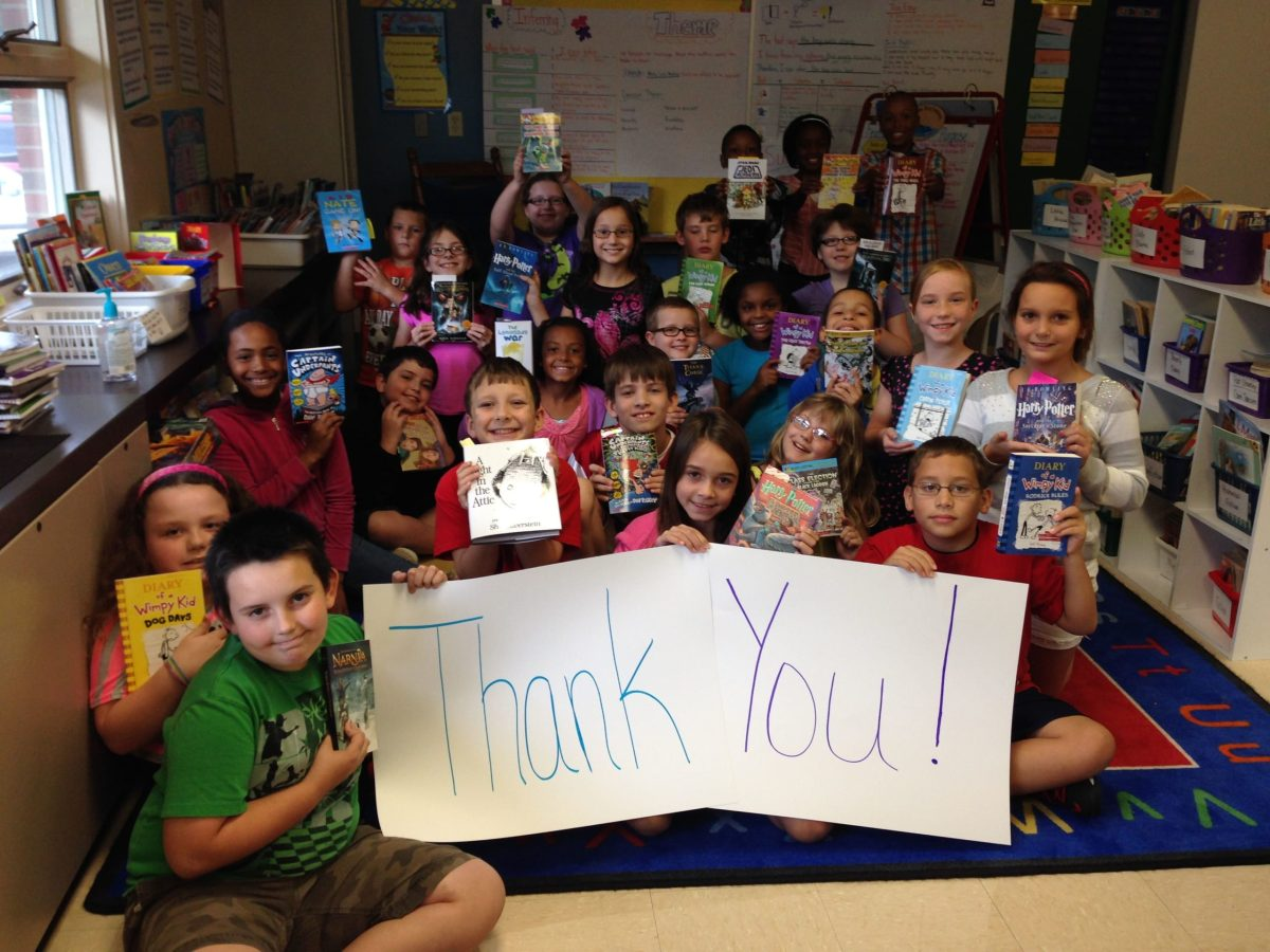 $28,000 Awarded To NAFCS Teachers for Classroom Resources in September, $53,000 this year!