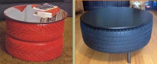 Quoi faire avec de vieux pneus ?