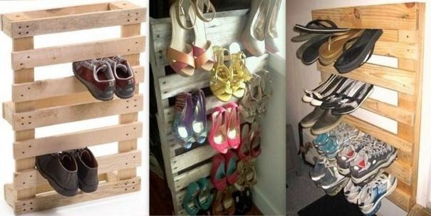 idees de rangement pour chaussures