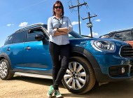 A Mini Countryman road trip