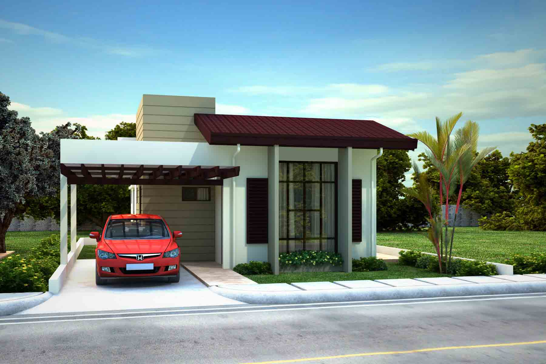 St James Homes Model Houses Naga City Real Estate