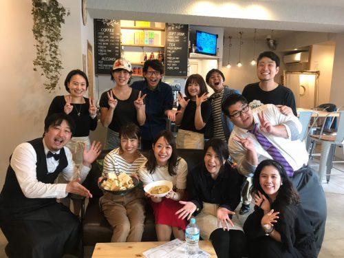 【ながらびカフェ公演第二弾・裏話】ご来店ありがとうございました!