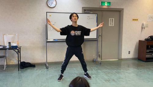 【稽古場ブログ12月15日】オープニングダンスの練習、始まるの巻