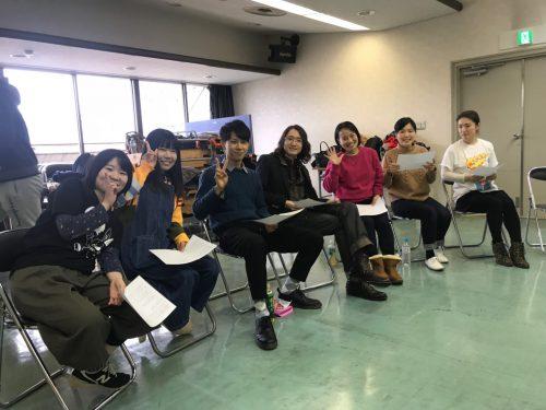【稽古場ブログ12月7日】ドッキドキ!配役発表☆