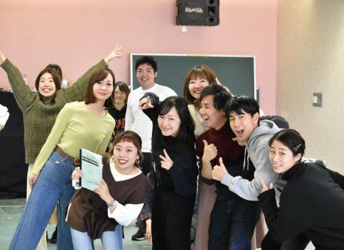 【稽古場ブログ2月22日】Wキャストならではの楽しみ!