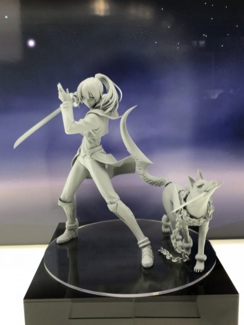Wonfest 2018 Summer ALTER Yuri Lowel et Repede