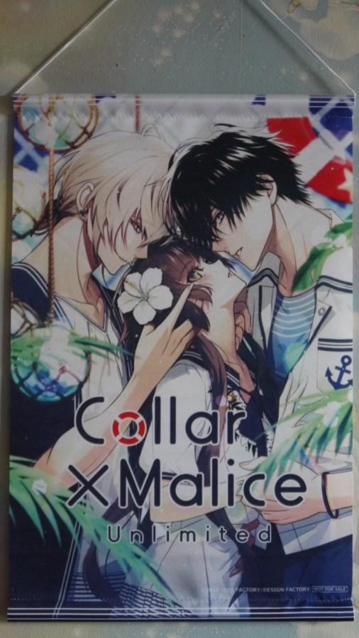 Collar x Malice Stellaworth Edition Store