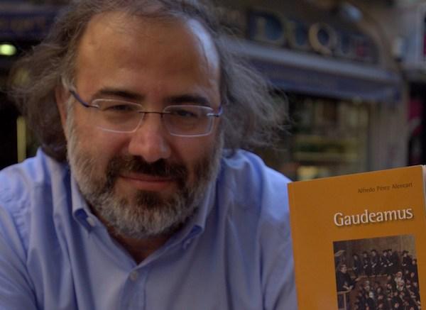 TRES POEMAS DE 'GAUDEAMUS'. A. P. ALENCART