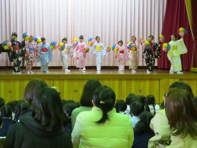 小学校クラブ発表会2017
