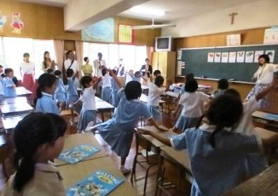 授業参観 20180602