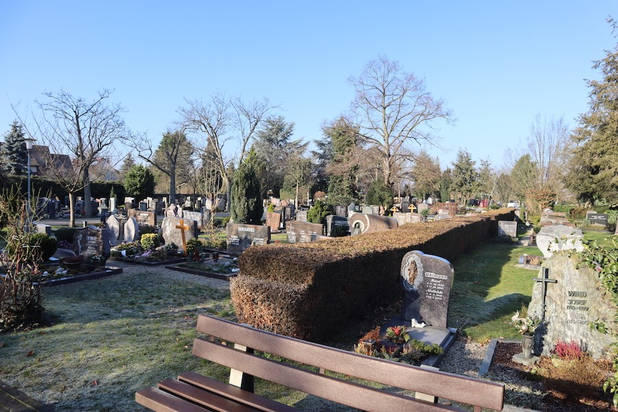 Friedhof Eggenstein-Leopoldshafen