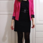 Outfit Of The Night: Valentine's Day 2014