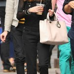 Olivia Palermo Inspired Overalls Outfit