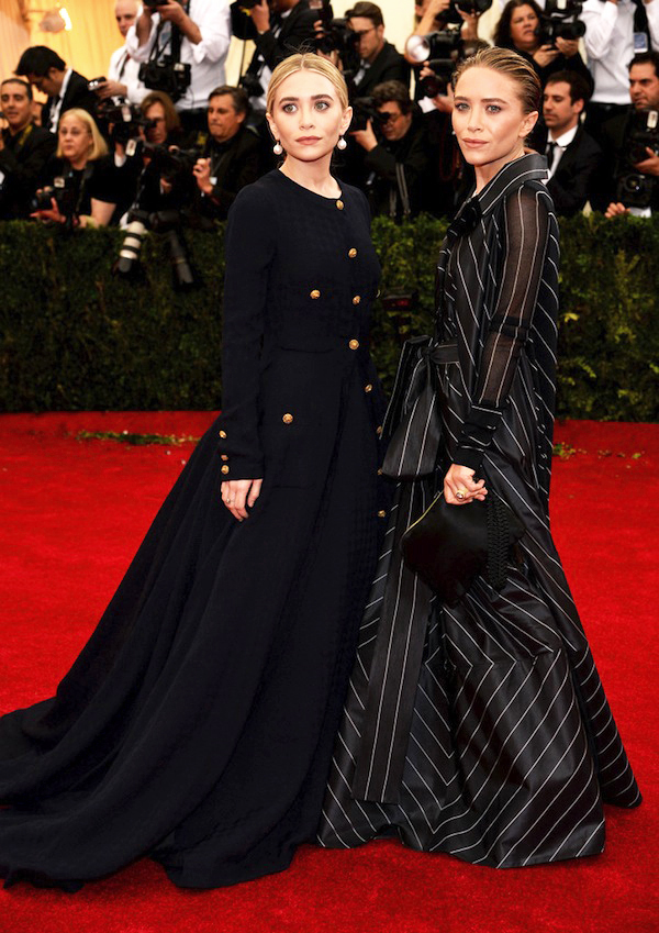 Mary Kate and Ashley Olsen's Style: My Thoughts