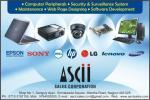 Ascii Sales Corporation